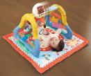 うちの赤ちゃん世界一 身体&知能の発達サポートマット