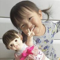 「ぽぽちゃん、あたしの赤ちゃん」フォトコンテスト