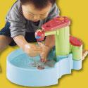 お水の知育 (エンドレス循環式)
